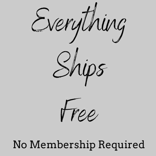 everything ships free no membership required