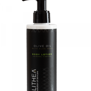 CALITHEA Natural, Organic Olive Oil Body Lotion with Aloe Vera